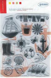 Artemio kirkas leimasetti Meri a5
