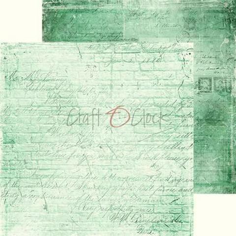 Craft o´clock paperi Mint Mood #4 30,5x30,5cm