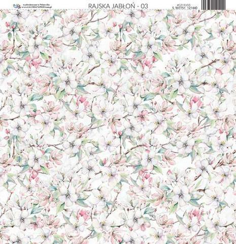 Paper Heaven paperi Paradise Apple Tree #3 30,5x30,5cm