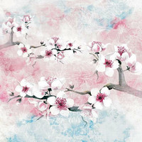 13@rts paperi Pastel Spring - Spring Blossoms 30,5x30,5cm