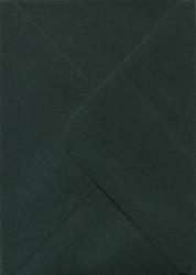 Kirjekuoret musta 10kpl C6