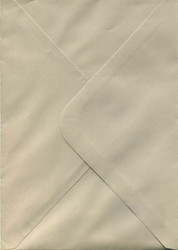 Kirjekuoret vaalea harmaa 10kpl C6