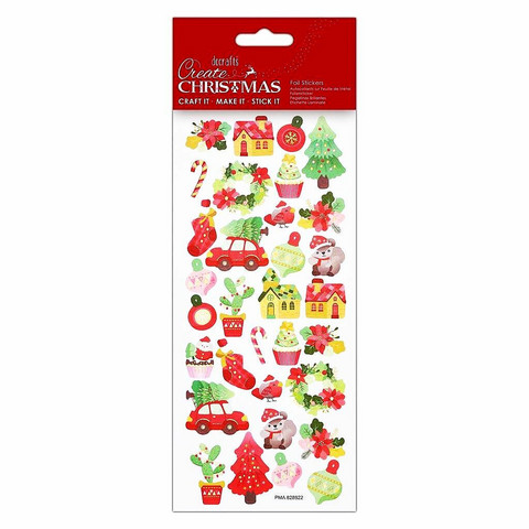 Tarrat Create Christmas -X-mas Cactus Docrafts