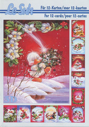 Lesuh 3d-kirja jouluankat a5