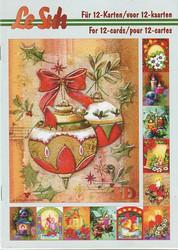 Lesuh 3d-kirja joulukuvia a5