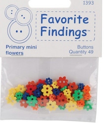 Favorite Findings kukkanapit primary mini
