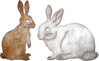Cheery Lynn Designs stanssi bunnies