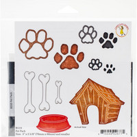 Cheery Lynn Designs stanssit Pet pack