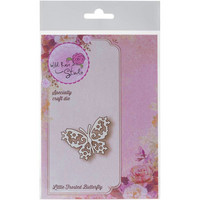 Wild rose Studio stanssi little frosted butterfly