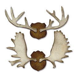 Sizzix Bigz stanssi Trophy Antlers