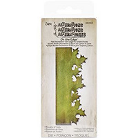 Tim Holtz paksu stanssi Boughs of Holly