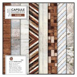 PM paperikko Capsule Wood 6x6
