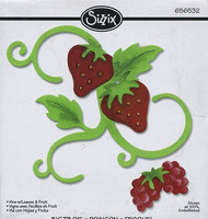 Sizzix Bigz stanssi Vine w/Leaves & Fruit