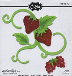 Sizzix Bigz stanssi Vine w/Leaves & Fruit
