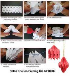 NS Folding stanssi Icicle