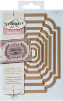 Spellbinders stanssit Labels Thirty-Eight 38