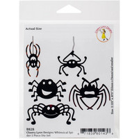 Cheery Lynn Designs stanssit Whimsical spider