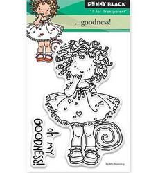 Penny Black leima Goodness!