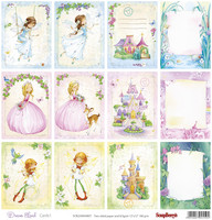 Scrapberry´s paperi Dream land cards1 12x12