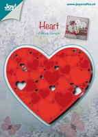 Joy Craft stanssi Heart