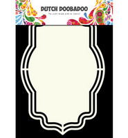 Dutch Doobadoo sabluuna Shape Art Fantasy
