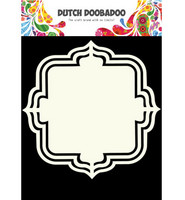 Dutch Doobadoo sabluuna Shape Art Floral