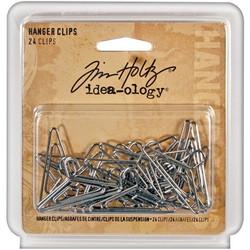 Tim Holtz hanger clips metalliset henkarit 24kpl