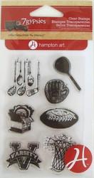 Hampton art leimasimet Varsity