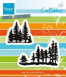 Marianne Design Craftables Tiny`s Pinetrees stanssit