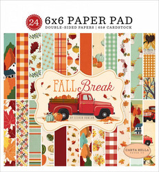 Carta Bella paperikko Fall Break 6x6