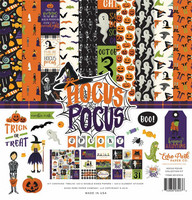 Echo Park collecktion kit paperisetti Hocus Pocus 12x12
