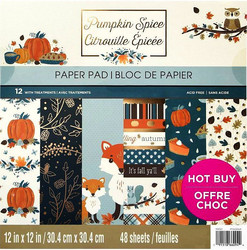 Craft Smith paperikko Pumpkin Spice 12x12