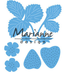 Marianne Design Creatables strawberries stanssit LR0510
