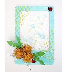 Joy Craft Dandelion stanssit 6002/1180