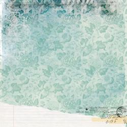 KaiserCraft skräppipaperi Oh so lovely Girly 12x12