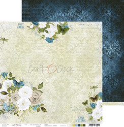 Craft O´Clock And Remember paperisetti 30,5x30,5cm 6kpl