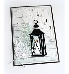 Joy Craft stanssit Silent Night Lantern