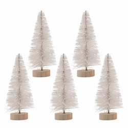 Idea-ology Tim Holtz Woodland Tree Lot Small 5pcs TH93757