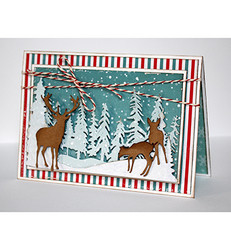 Joy Craft stanssi Forest Deer