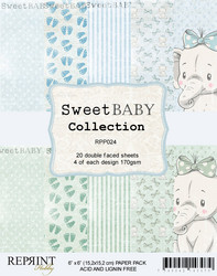 Reprint Sweet Baby poika Collection paperikko 6x6