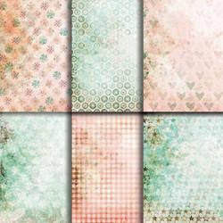 Polkadoodles paperikko Soft & Scrumptious 6x6