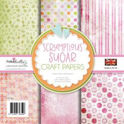 Polkadoodles paperikko Scrumptious Sugar 6x6