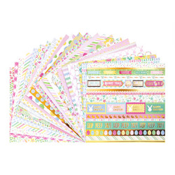 Craft Smart paperikko Spring & Hop 12x12