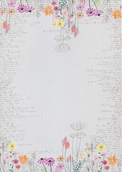 Joy Craft Spring Mood paperisetti 12kpl a4