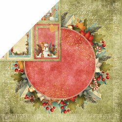 Craft & You paperikko Colors of Christmas 12x12