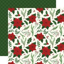 Echo Park paperikko Here Comes Santa Claus 6x6