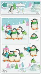 Craft Consortium Polar Playtime 3D-kuvat  a5 10kpl