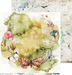 Craft O´Clock Summer Charm paperisetti 30,5x30,5cm 6kpl