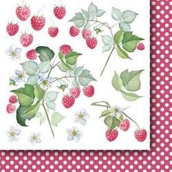 Paper Heaven paperikko Berry Hunt Flowers 6x6