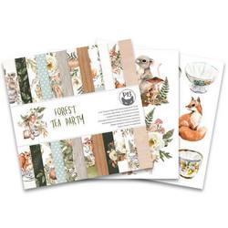 Piatek paperikko Forest Tea Party 6x6
